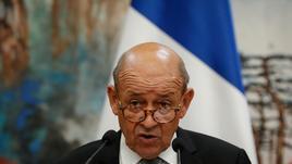Libia: Palermo, c'è ministro Le Drian