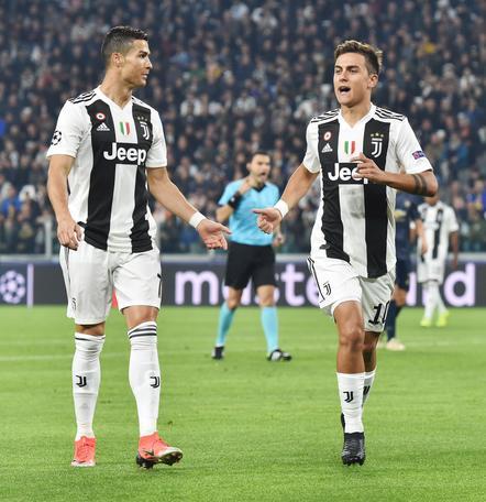 Juventus: Dybala 'CR7 è un grande'