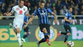 Serie A Atalanta, Toloi regolarmente in gruppo