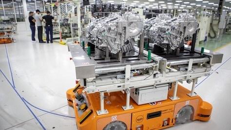 Toyota, la nuova trasmissione ibrido-elettrica