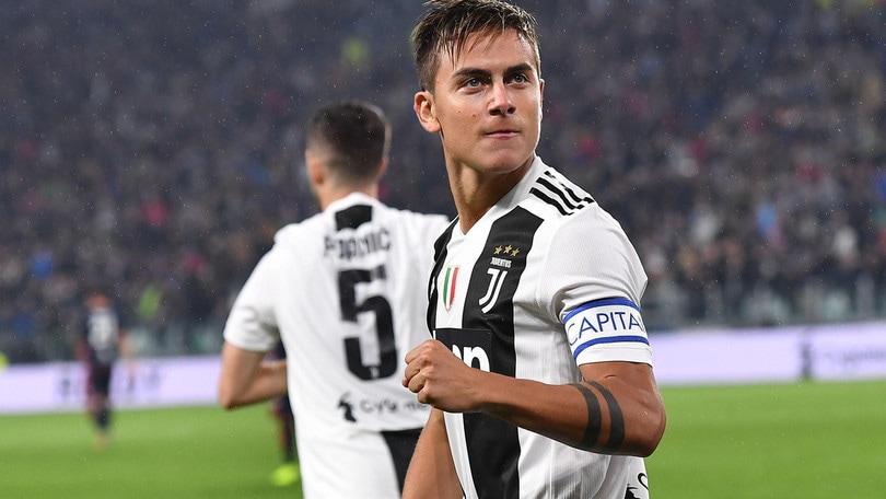 Serie A Milan-Juventus l'83% dice 2