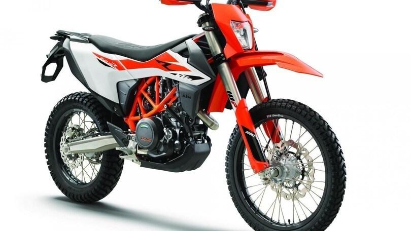 Ktm 690 Enduro R: arriva la versione 2019
