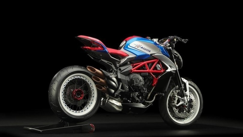 MV Agusta Dragster 800 RR: born in the USA