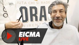 Pelo e... contropelo: Fabrizio Corsi (Yamaha) - VIDEO