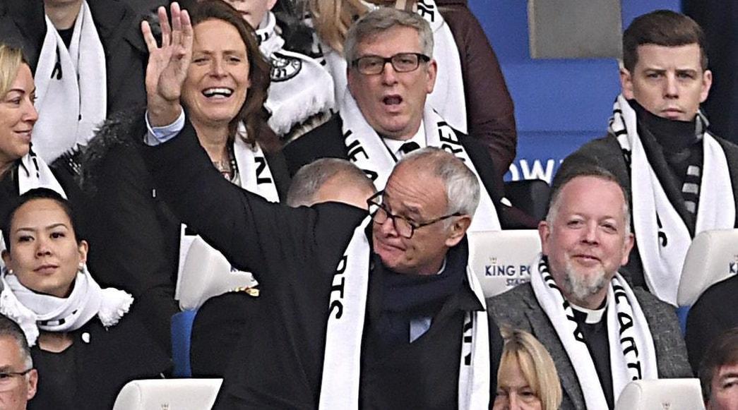 Commozione a Leicester: ovazione per Ranieri