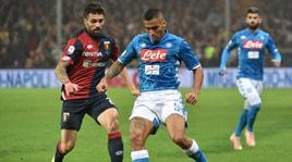 Napoli, Allan: «Una vittoria che vale più di tre punti»