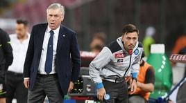 Napoli, parla Ancelotti jr: «Anche papà fa il turnover»