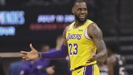 Spurs ok, 8 punti per Belinelli. Lakers: 4ª vittoria nelle ultime 5