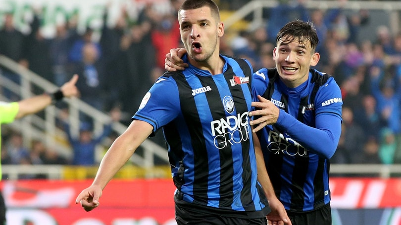Serie A Atalanta, allenamento a parte per Djimsiti