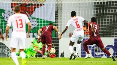 Bundesliga, il Lipsia si rilancia: batte il Leverkusen ed è terzo