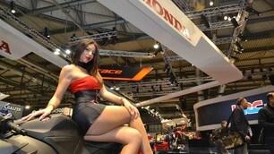Sexy EICMA: la mega-gallery delle ragazze più belle/2