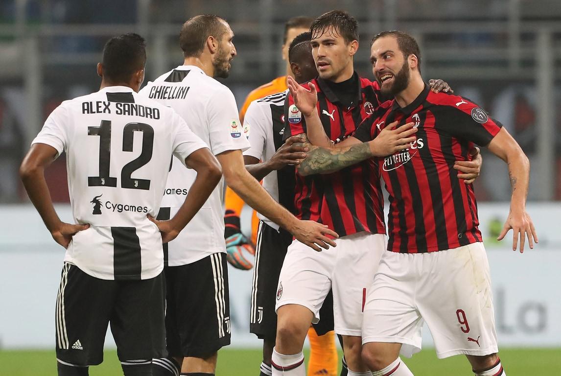 Serie A, Giudice Sportivo: due turni di stop per Higuain