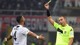 Moviola serie A: Milan-Juve, manca il secondo giallo a Benatia