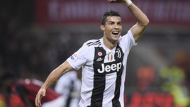 Serie A, capocannoniere: Ronaldo segna e scende a 1,45