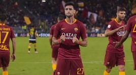 Roma, l'appello di Pastore: «Tifosi, ho bisogno del vostro sostegno per farcela»