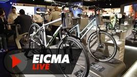 Non solo moto: EICMA 2018 fa il pieno di e-Bike