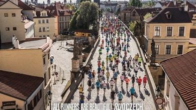 A maggio del 2019 La Volkswagen Prague Marathon compie 25 anni