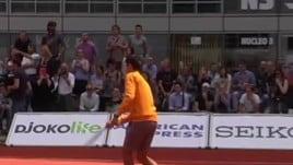 Classifica Atp: Djokovic primo, Fognini 13°