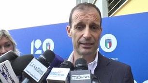 Allegri spiega la battuta sulla Fiorentina