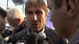 "Conte: ""Juve? Può vincere la Champions"""