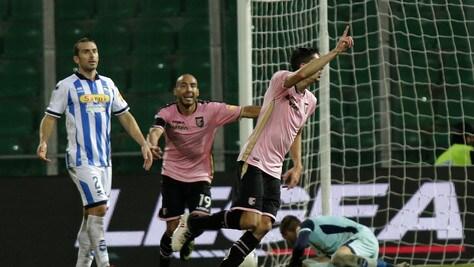 Serie B, Palermo leader: il primo posto vale 3,00