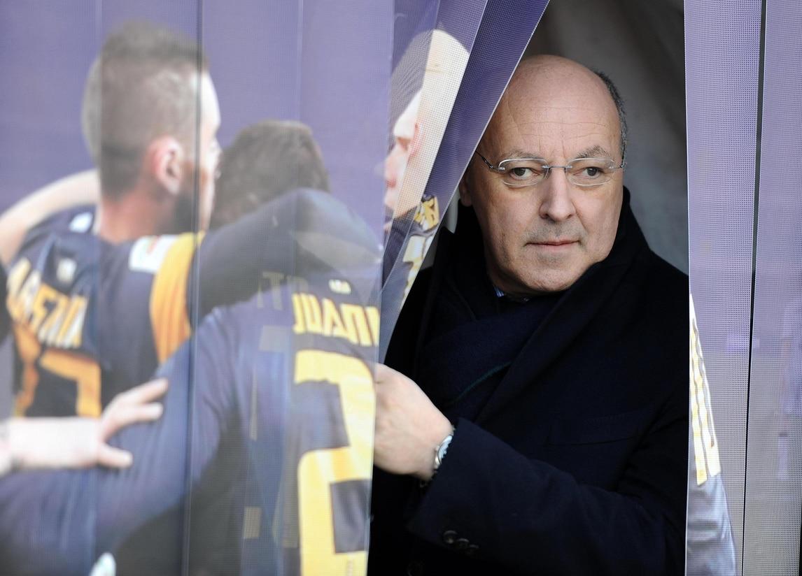 Marotta: Io all'Inter? È possibile