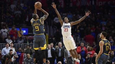 Basket, Nba: impresa Clippers e terzo ko per i Warriors