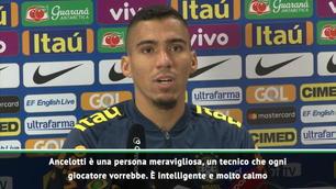 """Allan: """"Vi spiego Ancelotti e Sarri..."""""""