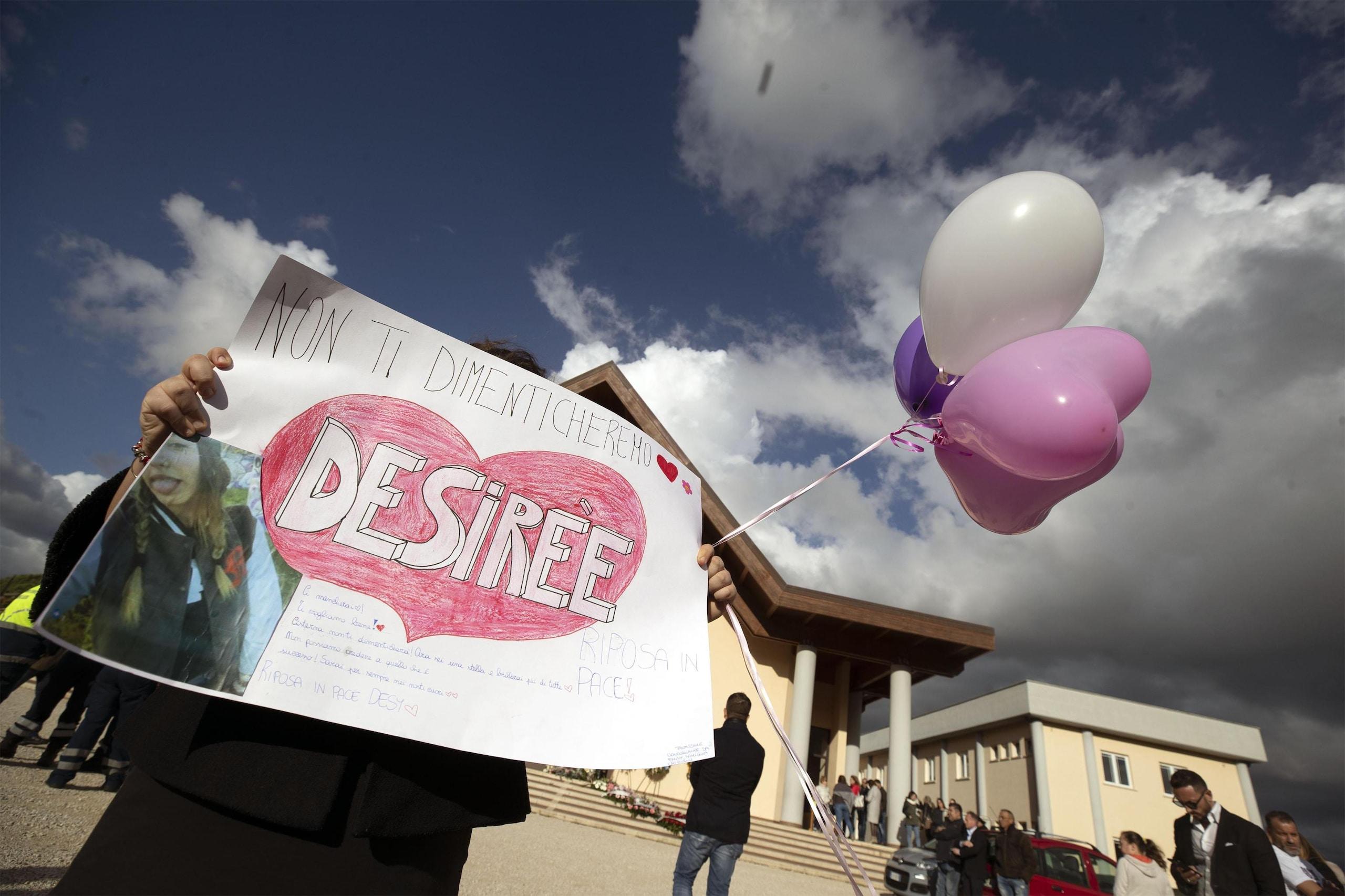 Desiree:Riesame annulla accusa omicidio