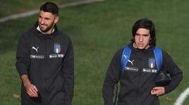 Italia, Tonali:«Nuovo Pirlo? Non temo i paragoni». Orgoglio Grifo:«Io italiano vero»
