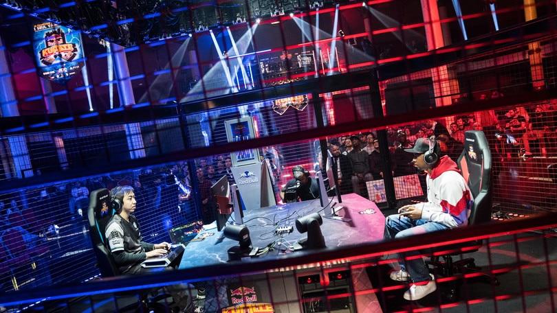 Red Bull Kumite: la ricetta perfetta per Street Fighter