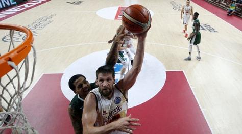 Basket, Champions League: Venezia ko 99-87 in casa del Nanterre