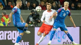 Uefa Nations League: Islanda a quota impresa contro il Belgio