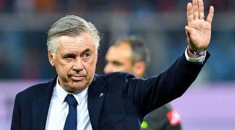 Ancelotti: «Napoli, lo scudetto deve essere un sogno e non un'utopia»