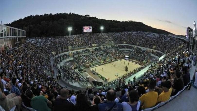 Beach Volley: nel 2019 tornano a Roma le stelle mondiali