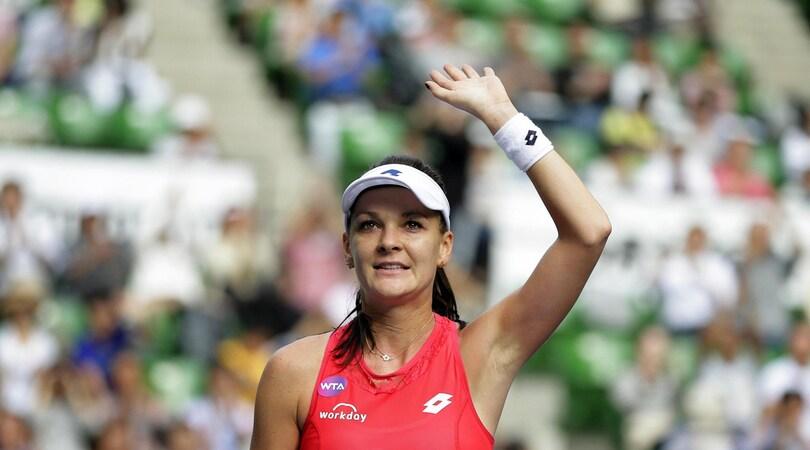 Tennis: a soli 29 anni, si ritira la Radwanska