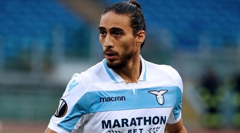 Lazio, Caceres vuole partire a gennaio