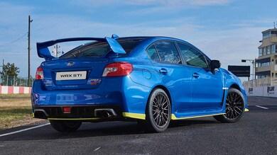 Subaru Impreza STI Diamond Edition: più potente che mai