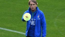 Mancini, Italia d'attacco col Portogallo