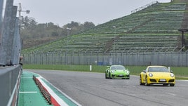 Porsche Club Interseries: il portfolio