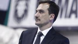 Volley: Superlega, Siena conferma la fiducia nel tecnico Cichello