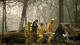 California: salgono a 58 vittime roghi