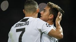 Juventus, Dybala: «Champions? Con CR7 è la nostra grande occasione»