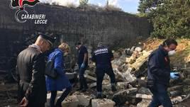 Esplosione fabbrica fochi: morto operaio