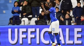 Kean: «Non so se resto, decide la Juventus»