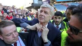 Wenger: «Non sono in pensione, mi sento competitivo»