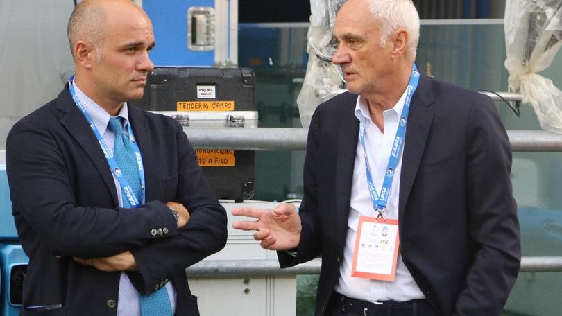Serie A Atalanta, Percassi: «Contro l'Inter raggiunto il top»