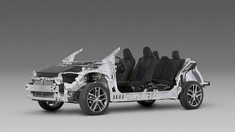 Toyota Corolla, vecchio nome ma auto del futuro