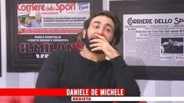 Daniele De Michele: «Il gesto di Mourinho? Da interista ho apprezzato»