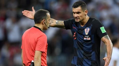 Croazia, Lovren contro Sergio Ramos e la Spagna: «Branco di codardi!»